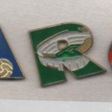Coleccionismo deportivo: LOTE DE 5 PINS PUZLE-DEL BARCA-BARCELONA. Lote 269835593