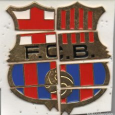 Coleccionismo deportivo: PUZLE ESCUDO DEL F.C. BARCELONA-BARCELONA-. Lote 269840663
