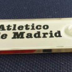Colecionismo desportivo: LLAVERO ATLETICO MADRID ACRILICO. Lote 270094948