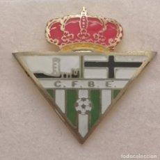 Coleccionismo deportivo: PIN FUTBOL - BARCELONA - CORNELLÀ DE LLOBREGAT - CF BETICO ESPERANZA. Lote 276364463