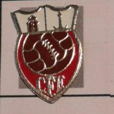 Coleccionismo deportivo: PIN FUTBOL - BARCELONA - FOLGUEROLES - CF FOLGUEROLES. Lote 277112858