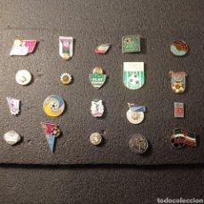 Coleccionismo deportivo: LOTE 4 DE 20 PINS DE RUSIA. Lote 277186303