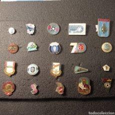 Coleccionismo deportivo: LOTE 5 DE 20 PINS DE RUSIA. Lote 277191858