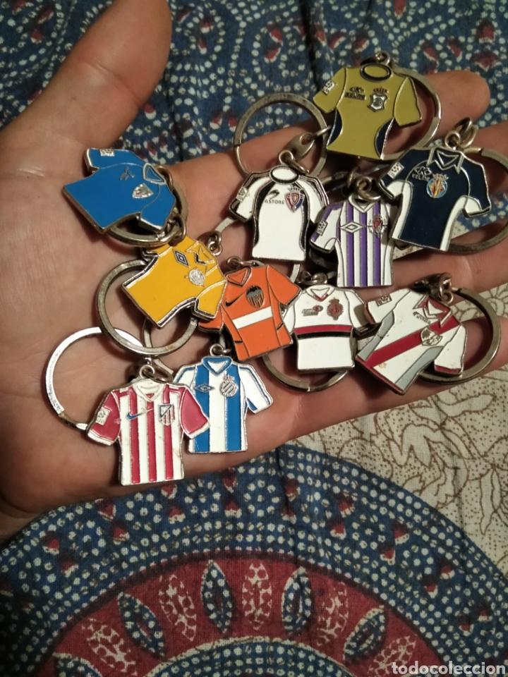 LLAVEROS FÚTBOL (Coleccionismo Deportivo - Pins de Deportes - Fútbol)
