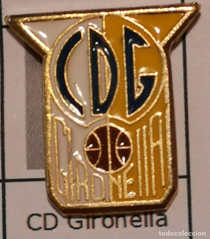 PIN FUTBOL - BARCELONA - GIRONELLA - CD GIRONELLA (Coleccionismo Deportivo - Pins de Deportes - Fútbol)