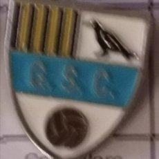 Coleccionismo deportivo: PIN FUTBOL - BARCELONA - GRANOLLERS - GRANOLLERS SPORT CLUB. Lote 277208278