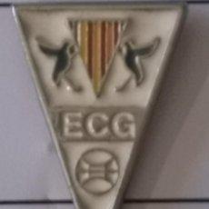 Coleccionismo deportivo: PIN FUTBOL - BARCELONA - GRANOLLERS - ESPORT CLUB GRANOLLERS. Lote 277208503