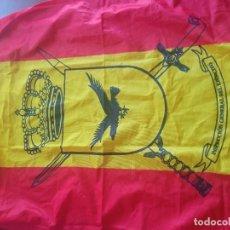 Coleccionismo deportivo: ESPAÑA SPAIN BANDERA MILITAR EJERCITO ESPAÑOL INSPECCION FLAG. Lote 277696473