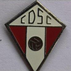 Collectionnisme sportif: PIN FUTBOL - BARCELONA - SANT CELONI - CD SANT CELONI. Lote 285173493
