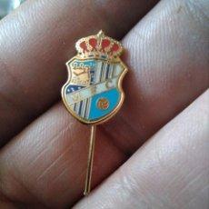 Collectionnisme sportif: INSIGNIA FÚTBOL FC MALAGUEÑO. Lote 285673228