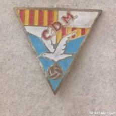 Coleccionismo deportivo: PIN FUTBOL - BARCELONA - CD M. Lote 289028593