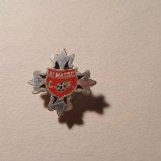 Coleccionismo deportivo: ANTIGUO PIN - INSIGNIA C.F. ALMAGRO.. Lote 290002953