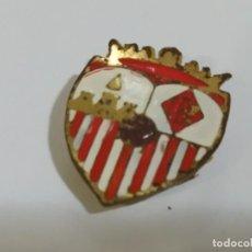 Coleccionismo deportivo: PIN INSIGNIA DE SOLAPA DEL RECREATIVO CLUB PORTUENSE (2). Lote 292324763