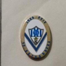 Coleccionismo deportivo: PIN DE FÚTBOL... UNIÓN SPORT SAN VICENTE... BARAKALDO VIZCAYA. Lote 293448643