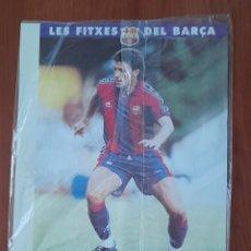 Coleccionismo deportivo: PIN F. C BARCELONA, POPESCU. VER FOTOGRAFÍAS Y DESCRIPCIÓN.. Lote 293474338