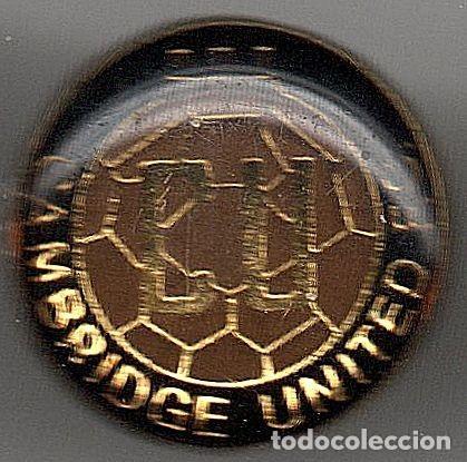 PINS EQUIPOS FUTBOL DEL MUNDO CAMBRIDGE UNAITE (IK) (Coleccionismo Deportivo - Pins de Deportes - Fútbol)