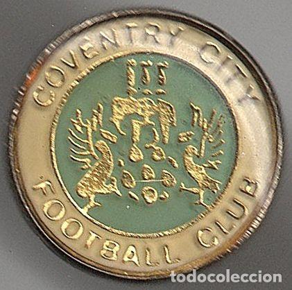 PINS EQUIPOS FUTBOL DEL MUNDO COVENTRY CITY (IK) (Coleccionismo Deportivo - Pins de Deportes - Fútbol)