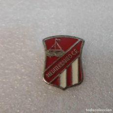 Coleccionismo deportivo: PIN INSIGNIA - MEDITERRANEO CF - CLUB DE FUTBOL ALICANTE - EMBLEMA BROCHE. Lote 295483788