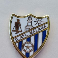 Coleccionismo deportivo: PIN DE FÚTBOL... CLUB ATLÉTICO MÁLAGA... MÁLAGA. Lote 295787133