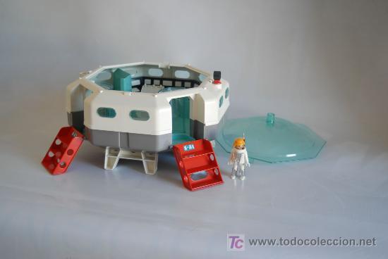Nave espacial de los click famobil playmobil comprar for Nave espacial playmobil