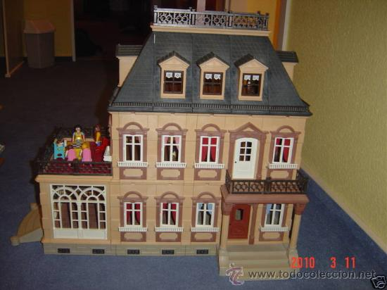 Playmobil mansion victoriana comprar playmobil en for Mansion de playmobil