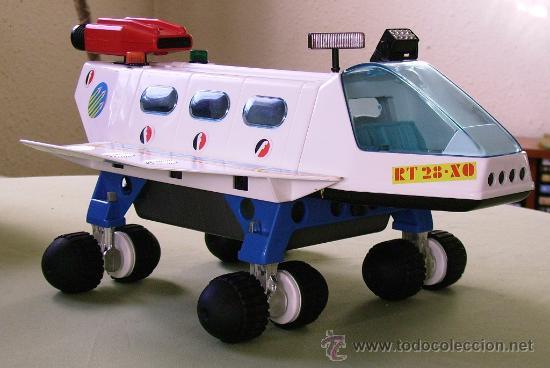 Famobil playmobil famospace nave espacial d comprar for Nave espacial playmobil