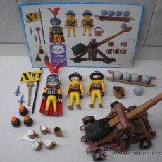 Playmobil: PLAYMOBIL CATAPULTA Nº 3653 MEDIEVAL - NUEVO -. Lote 27429906