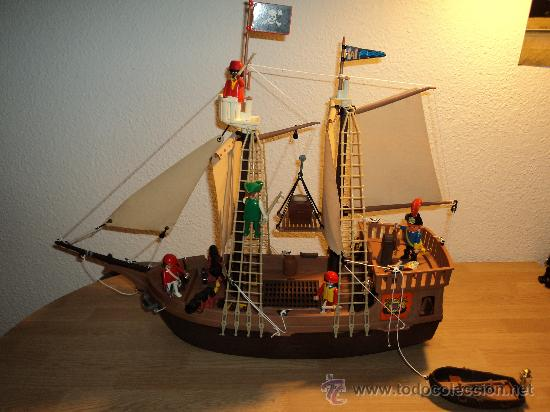 Barco pirata de playmobil comprar for Barco pirata playmobil