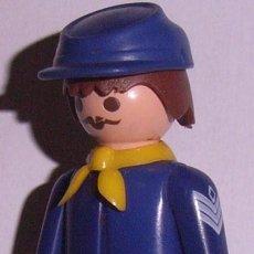 Playmobil: LOTE PLAYMOBIL - NORDISTAS / YANKIS/DE LA UNION - SOLDADO/OFICIAL/GENERAL (AHORRA GASTOS COMPRA MAS). Lote 27608161