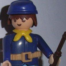 Playmobil: LOTE PLAYMOBIL - NORDISTAS / YANKIS/DE LA UNION - SOLDADO/OFICIAL/GENERAL (AHORRA GASTOS COMPRA MAS). Lote 27270967