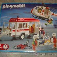 Playmobil: CAJA 9987 DE PLAYMOBIL,AÑO 2003. Lote 88959094