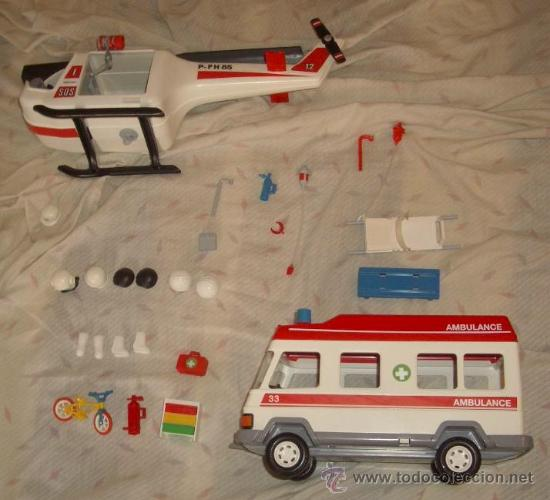 Playmobil: CAJA 9987 DE PLAYMOBIL,AÑO 2003 - Foto 3 - 88959094