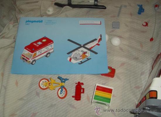 Playmobil: CAJA 9987 DE PLAYMOBIL,AÑO 2003 - Foto 12 - 88959094