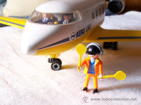 Playmobil: AVION DE PASAJEROS - Foto 4 - 26524206