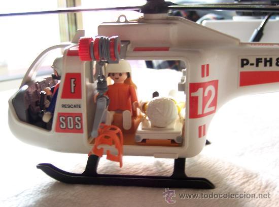 Playmobil: HELICOPTERO DE RESCATE - Foto 2 - 26524207