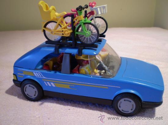 Playmobil coche con pasajeros y equipamiento comprar for Playmobil segunda mano