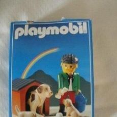 Playmobil: PLAYMOBIL 3005. CIUDAD (CITY). VICTORIANO. ABUELO Y SAN BERNARDOS. EN CAJA Y COMPLETO. COLECCIONISTA. Lote 41122247