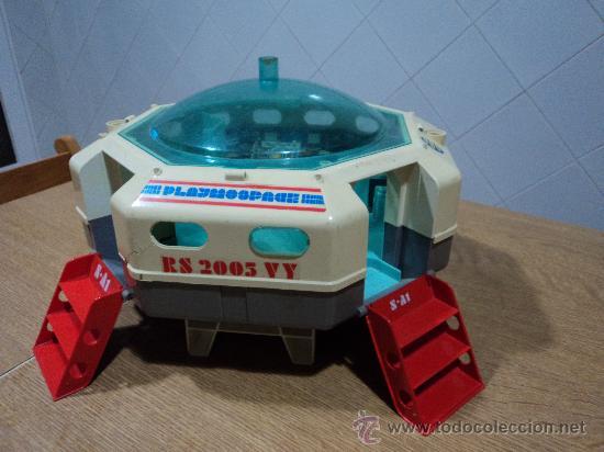 Playmobil nave espacial para piezas o repuestos comprar for Nave espacial playmobil