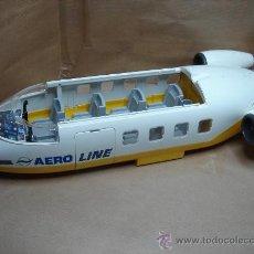 Playmobil: REPUESTOS - CUERPO DE AVION PLAYMOBIL 2001 GEOBRA - AERO LINE -. Lote 42982183
