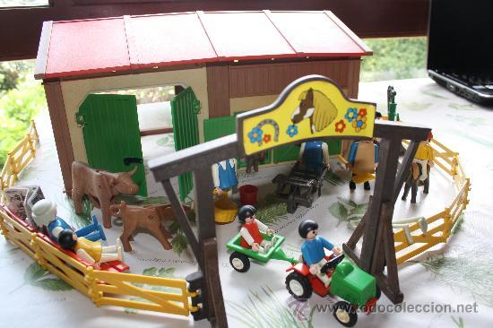 GRANJA PONY PLAYMOBIL (Juguetes - Figuras de Acción - Playmobil)
