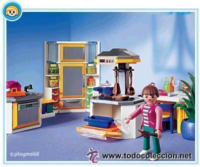 Nuevo Playmobil Ref3968 A Estrenar Venta Cocina Vendido En KcF1JlT