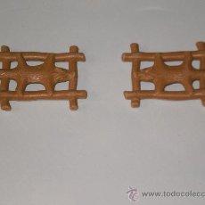 Playmobil: LOTE DE 2 COMPLEMENTOS PLAYMOBIL REF: 3187860 , DESPIECE . . Lote 28415471