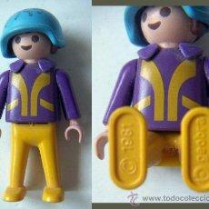 Playmobil: MUÑECO PLAYMOBIL GEOBRA 1981. Lote 28663366