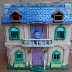 Playmobil: CASA PLÁSTICO MUÑECAS TAMAÑO PLAYMOBIL. Lote 46885038