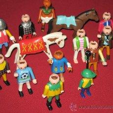 Playmobil: LOTE CON 14 FIGURAS DE PLAYMOBIL . Lote 28865839