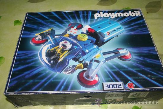 Playmobil nave espacial 3082 serie espacio sp comprar for Nave espacial playmobil
