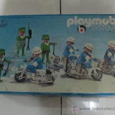Playmobil: PLAYMOBIL CON CAJA 3401 POLICÍA. Lote 29594964