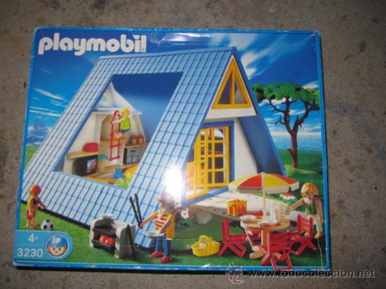 Playmobil 3230 con caja comprar playmobil en todocoleccion 29790946 - Playmobil 3230 casa de vacaciones ...