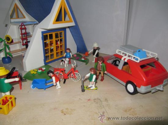 Playmobil: PLAYMOBIL 3230 CASA CON EXTRAS - Foto 2 - 29790961