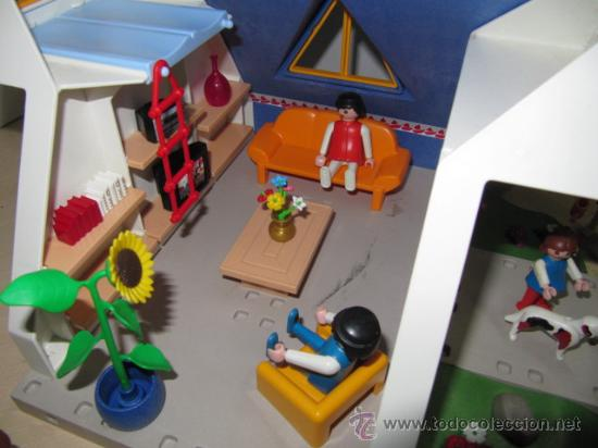 Playmobil: PLAYMOBIL 3230 CASA CON EXTRAS - Foto 4 - 29790961
